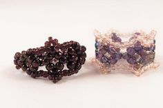 beaded ring patterns