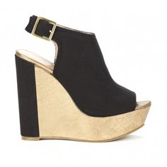 Sole Society New Arrivals - Colorblock wedges - Erinn