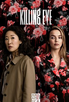 Sandra Oh and Jodie Comer in Killing Eve Top Tv Shows, Great Tv Shows, Movies And Tv Shows, Films Netflix, Comedy Movies, Hd Movies, Eve Show, Service Secret, Tv Series To Watch