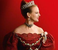 europeanmonarchies:  Queen Margrethe