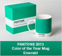 Emerald - Pantone Color of the Year 2013: - Color trends, color palettes , Pantone 17-5641 TCX. #pantone #2013