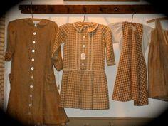 Beautiful brown dresses