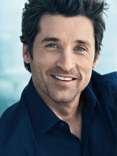 Patrick Galen Dempsey, another philanthropist.... and, yeah, easy on the eyes.