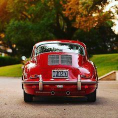1962 PORSCHE 356 CAR