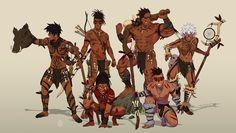Character Design Animation, Fantasy Character Design, Character Concept, Character Art, Concept Art, Dnd Characters, Fantasy Characters, Fantasy Inspiration, Character Inspiration