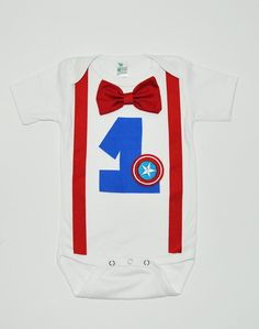 Captain America Birthday onesie, Captain America birthday shirt, Avengers cake smash,Avengers Birthday outfit,boy birthday shirt, smash cake