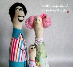 Família Dolls Imaginarium