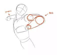 Resplendent Cartoon Drawing Tips Ideas Drawing Body Poses, Body Reference Drawing, Drawing Reference Poses, Drawing Techniques, Drawing Tips, Drawing Sketches, Anatomy Drawing, Manga Drawing, Wie Zeichnet Man Manga