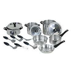Our kids' aluminum pots and pans are very authentic, very sturdy, and very hard to find!