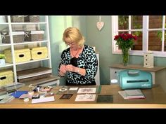 Crafting My Style With Sue Wilson - Letterpressed Snowflakes For Creativ...