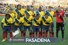 Mi selección de Ecuador gana a Haití 🙆 y clasificamos a cuartos de Final en Copa América Centenario😊💙✌