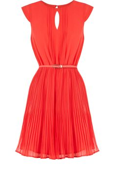 Oasis dress. Gorgeous color for the summer.