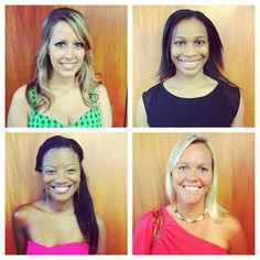 Our wonderful 2012 Hinds CC Homecoming Queen candidates!