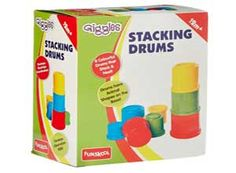 Funskool Stacking Drums At Rs.99