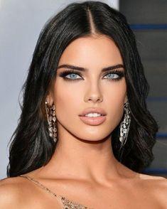 Most Beautiful Eyes, Stunning Eyes, Brunette Beauty, Hair Beauty, Beauté Blonde, Beautiful Women Pictures, Pretty Eyes, Woman Face, Beauty Women