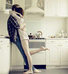 morning hug!