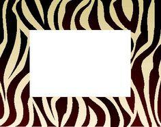 Zebraprint > kader