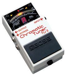 Boss TU-2 Tuner - Pedales de guitarra