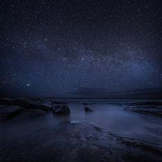 Dark Night. Mikko Lagerstedt Photography