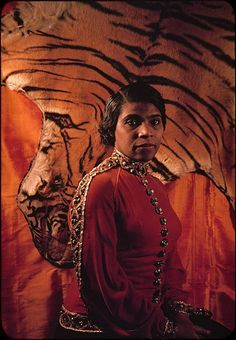 American contralto Marian Anderson