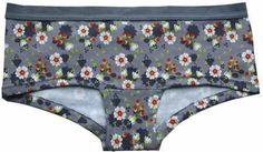 Free pattern: Women's hipster brief panties