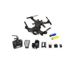 Walkera Runner 250 RC FPV Racing Drone Qaudcopter RTF Basic 3 Version /ARRIS Battery Strap (Free Gifts) by WALKERA - http://www.midronepro.com/producto/walkera-runner-250-rc-fpv-racing-drone-qaudcopter-rtf-basic-3-version-arris-battery-strap-free-gifts-by-walkera/