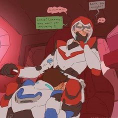 It took me a second to realize where Lance was, lmao I can't stop laughing.<<<<LANCE IS ABOUT TO EAT ASS
