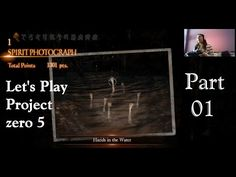 CREEPY HANDS!! Let's play project zero 5 - part 01