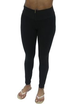 Pretty Girl - Black Leggings with Zipper Front, $8.99 (http://www.shopprettygirl.com/black-leggings-with-zipper-front)