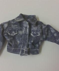 Carol Pather Barbie Denim Jacket