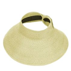 Brim Straw Visor Hat   Price   8.99  amp  FREE Shipping      a130a4ee18e0