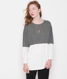 JUST FEMALE Slay Pullover grey - - Kauf Dich gluecklich