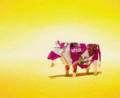 Whiskas: Oh So Origami, Beef   Ads of the World™
