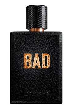 Diesel Bad is the new masculine fragrance from Diesel, coming out announced as a daring and sophisticated, addictive and fresh woody fragrance. Perfume Parfum, Perfume And Cologne, Best Perfume, Parfum Spray, Perfume Bottles, Men's Cologne, Best Fragrance For Men, Best Fragrances, Diesel Perfume