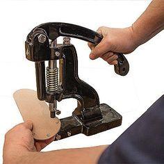 Press,Hand,Craftmaster - Springfield Leather Company