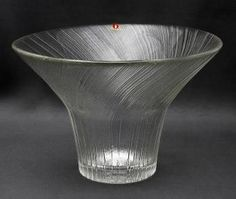 Tuisku bowl by Valto Kokko, Iittala (1970's)