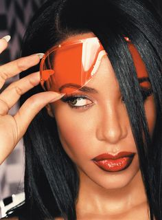Aaliyah, such amazing music!