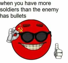 In Soviet russia, bullet fires you