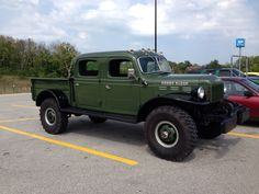 Dodge Power Wagon Crew Cab...I want