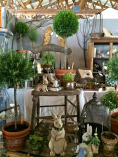 Northern Nesting: ~Country Living Fair~