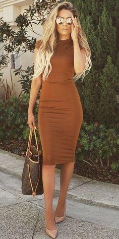 Smart classy dress