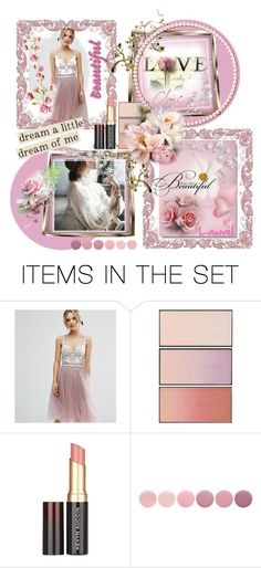 """""""You are beautiful in Pink 💕🌸"""" by lawvel ❤ liked on Polyvore featuring art"""