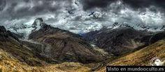 Enigmas y Leyendas: La leyenda de Huandoy y Huascarán
