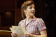 Why 'Beautiful' star Jessie Mueller first didn't recognize Carole King #Broadway