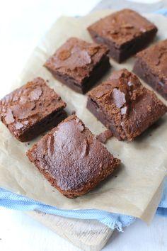 Nutella brownie met 3 ingredienten