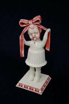 Top 12 des céramiques gores de Maria Rubinke, vous avez dit flippant ?