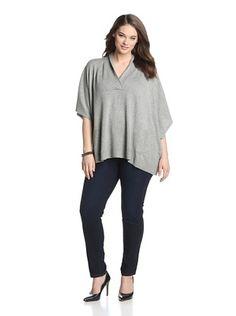 52% OFF Acrobat Plus Women's V-Neck Sweater (Pepper)