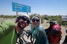 Yol sohbetlerinde yatay bisiklet ile yıllar sürecek bir yolculuk yapan Gökben ve Nicolas konuğum oldu. Yolculuklarını, maceralarını merak edenler için...