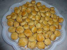 Receita de Biscoito de cebola - Receitas Brilhantes