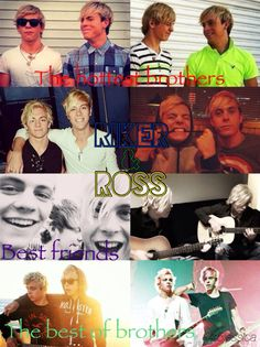 Ross and Riker edit made by @r5jessica for me!!! I totally LOVE IT!!! :)